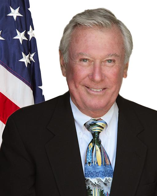 Mayor John B. Hendricks