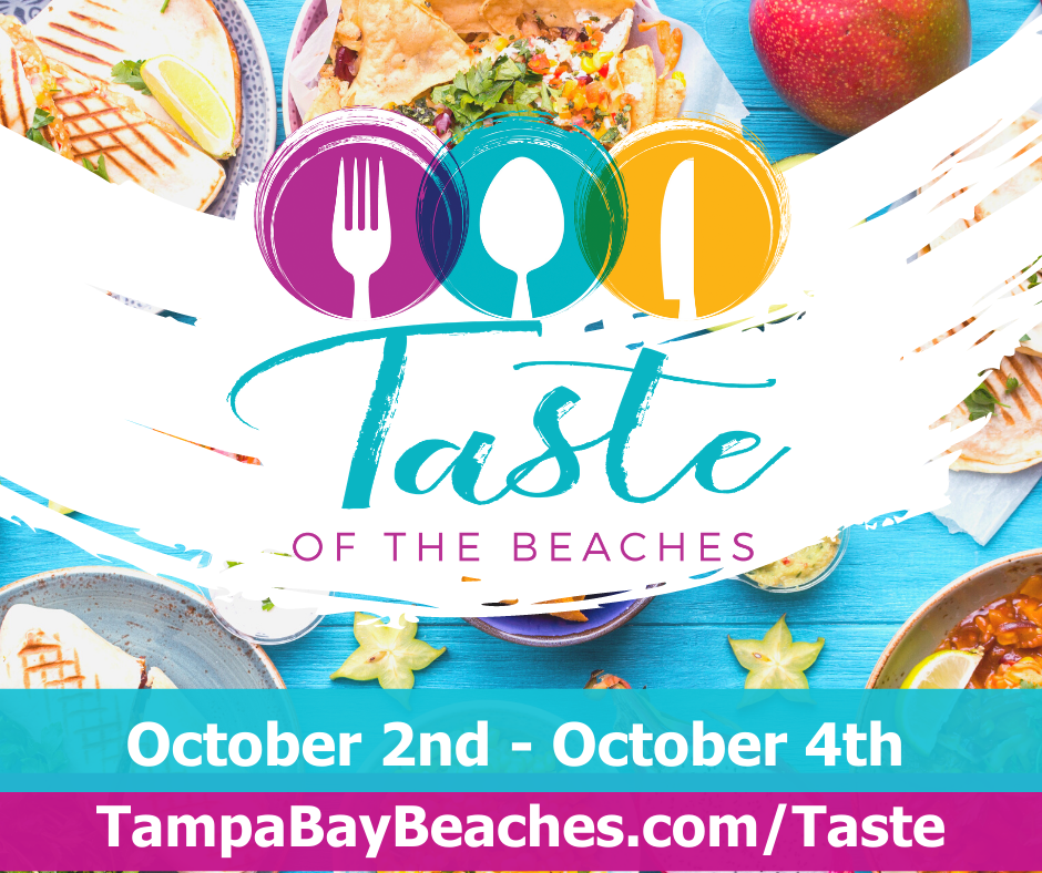Taste of the Beaches - October 2nd - October 4th