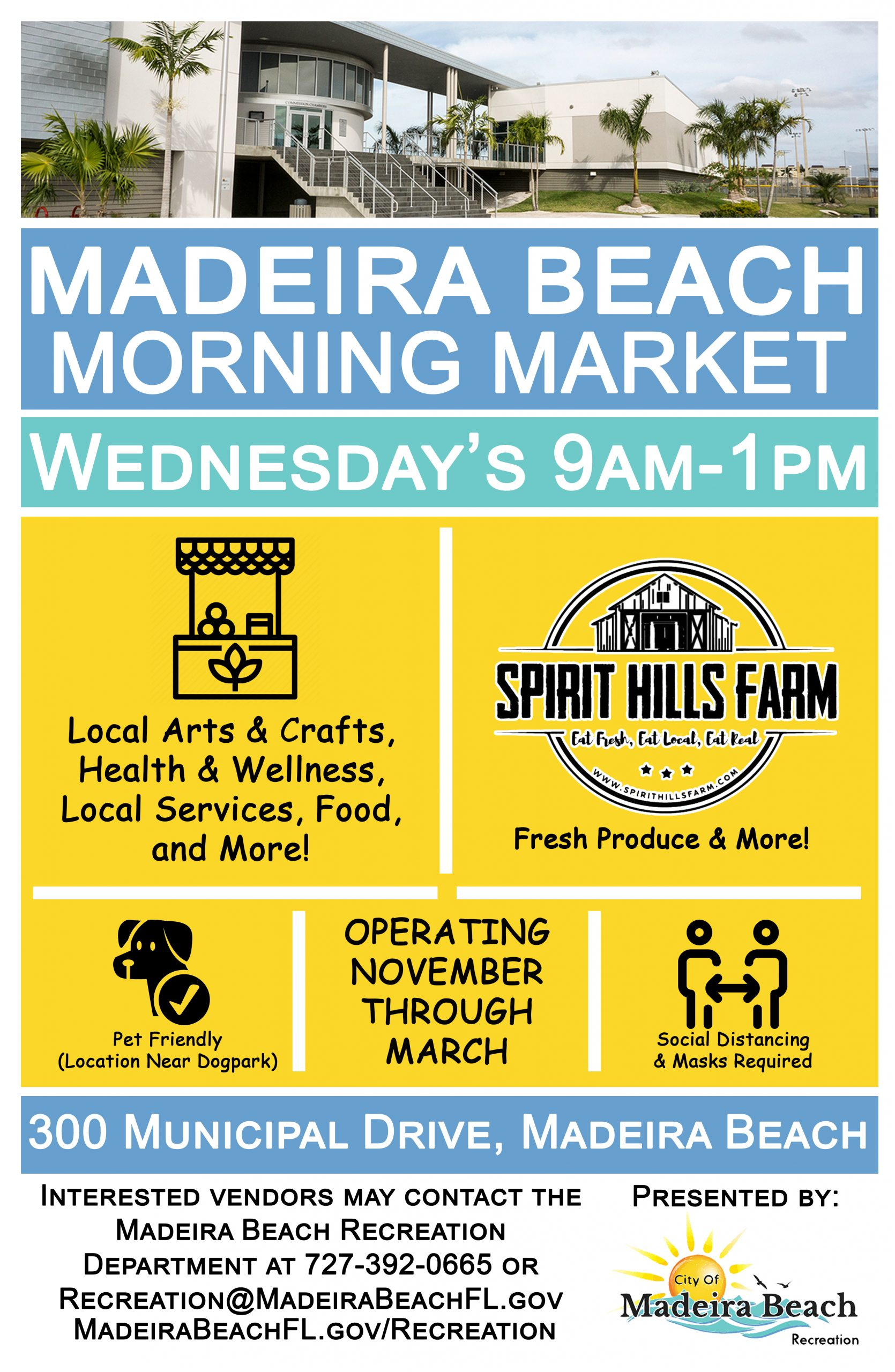 Wednesday Morning Market