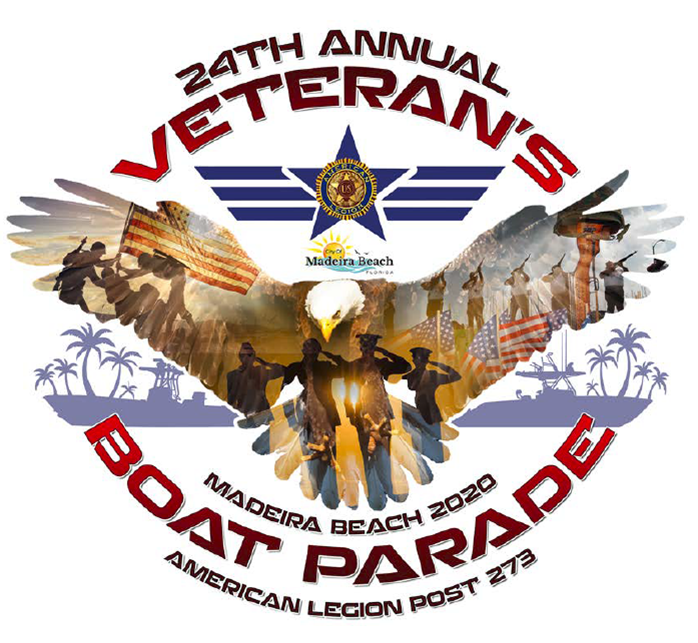 24th Annual Boat Parade Logo