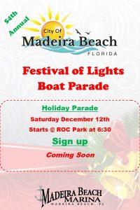 2020 Holiday Boat Parade
