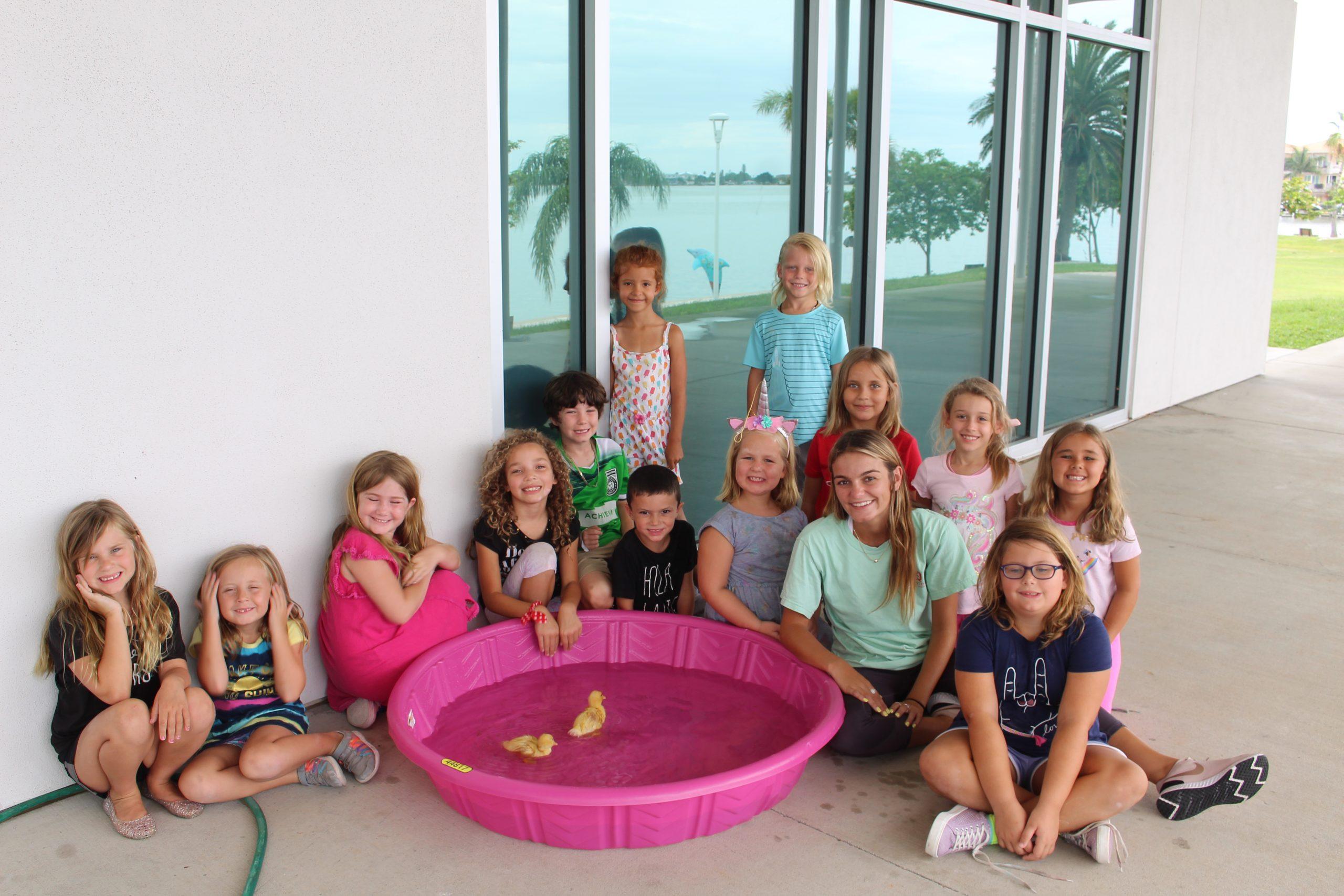 Maddie Kids Ducks