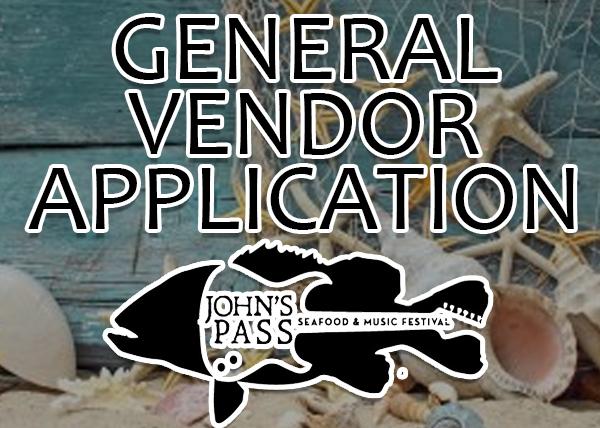 general vendor application