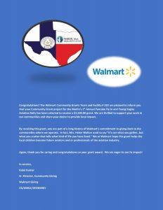 Wal-Mart Grant