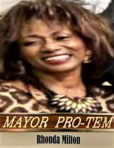 Maryor Pro-Tem