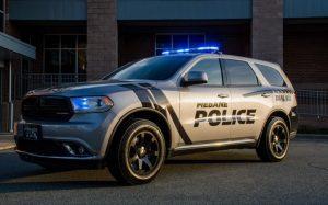 Mebane Police Car