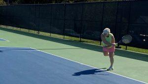 Women's Single Tennis Tournament