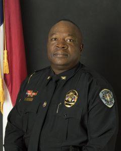 Chief T. E. Caldwell