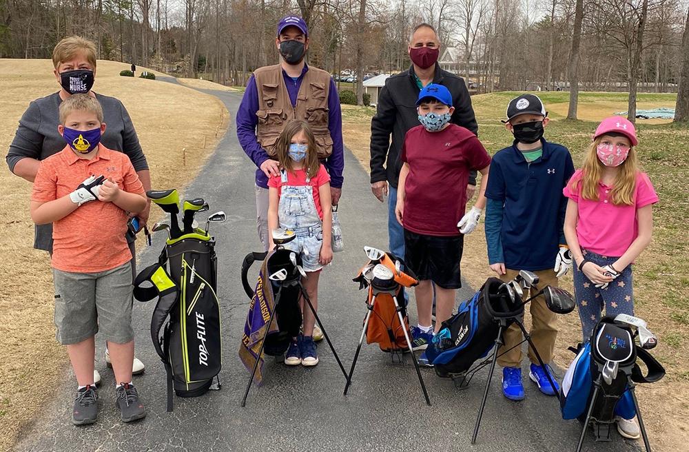Grow Golf Now Families