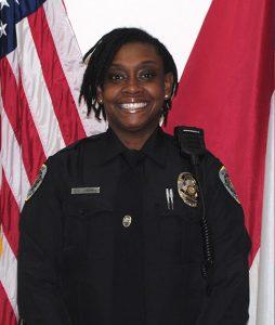Officer Cherry