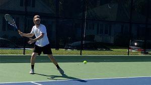 Men's Tennis Participant