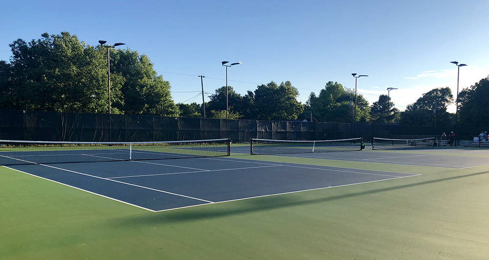 Youth & Walker Tennis Courts