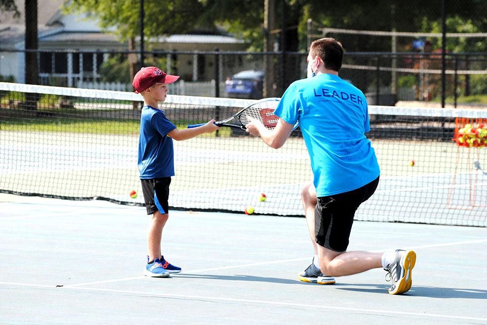 Jr. Tennis Clinic