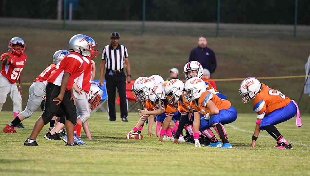 Youth Football Setup