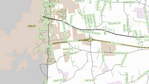 Orange County GIS clip