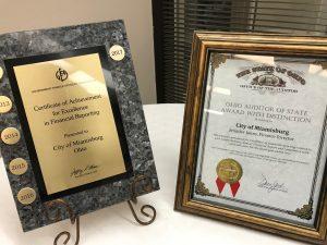 Finance Department Awards