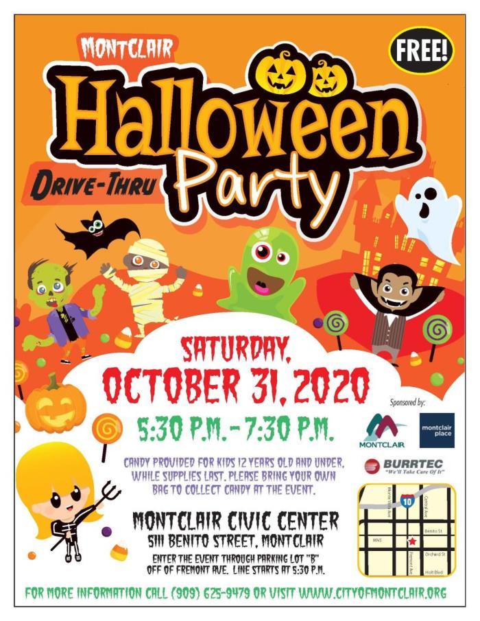 Halloween Party 2020