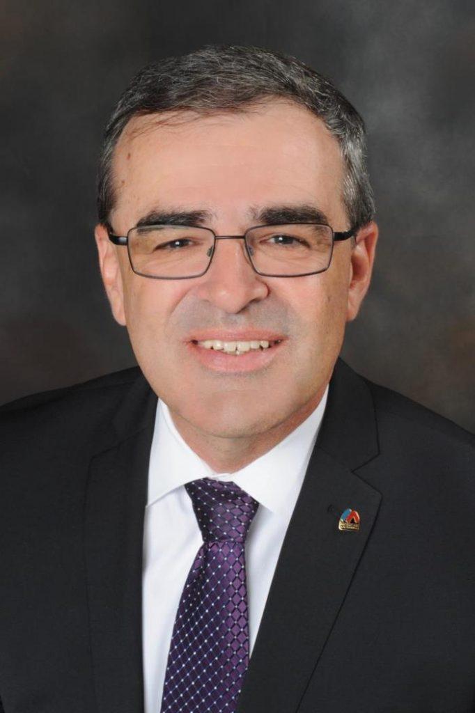 Mayor Dutrey