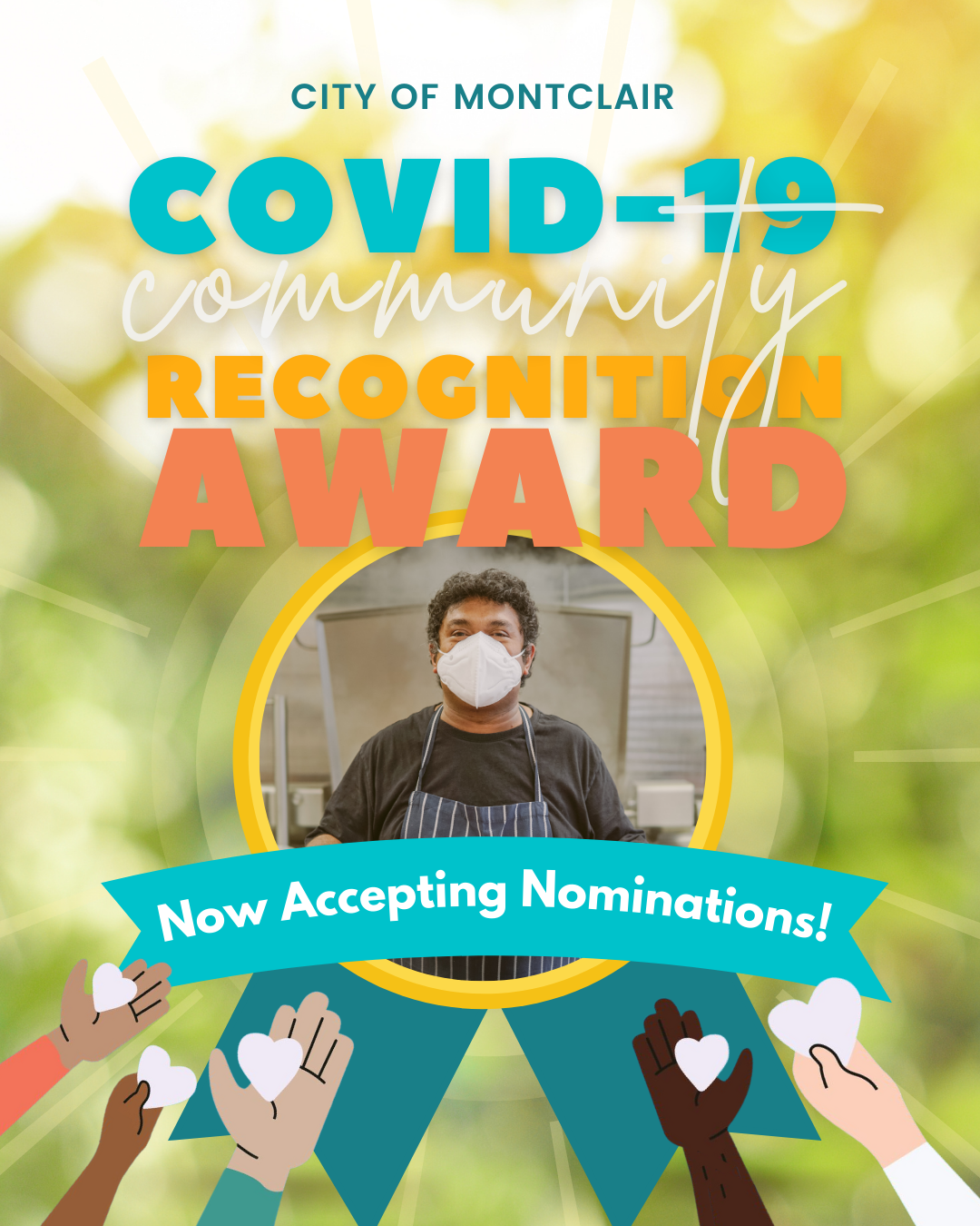 COVID Community Award Now Accepting Nominations