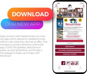 MyMontclair App Download Image