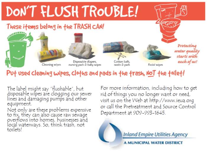 Dont Flush