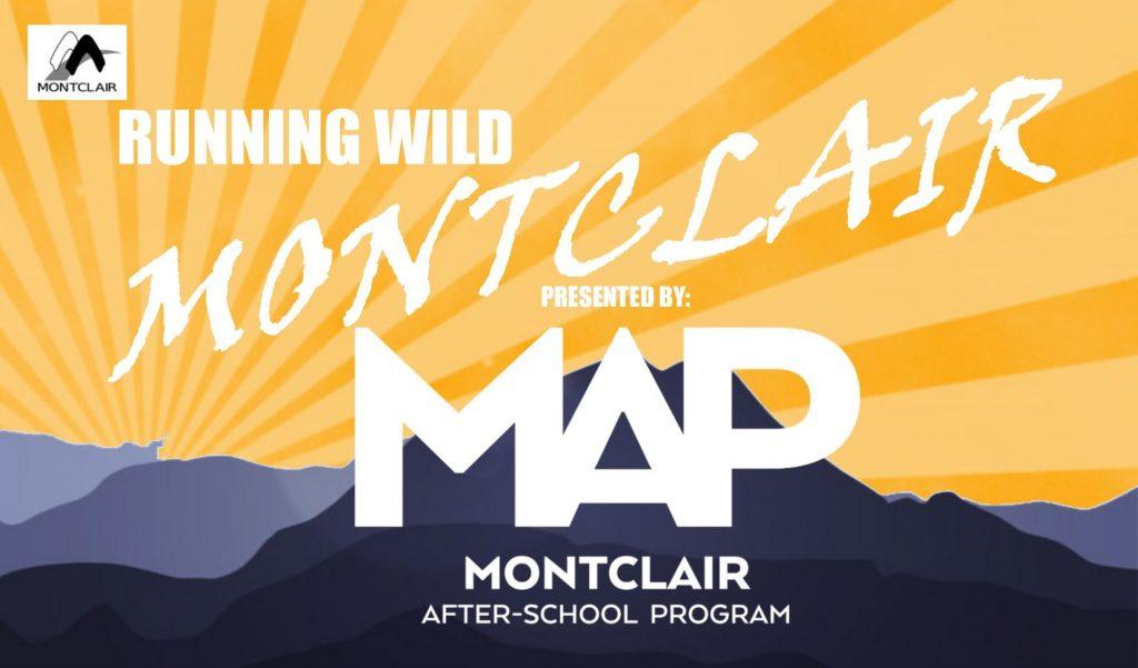 MAP Running Wild Logo