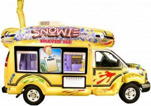 Sweet N Snowie Bus