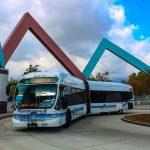 Montclair Transcenter Foothill Transit Bus 1