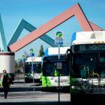 Montclair Transcenter Omnitrans Bus 2