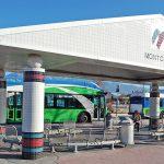 Montclair Transcenter Omnitrans Bus 5