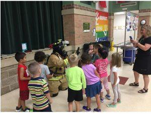 Meet the Firefighter