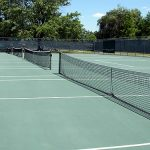 Weller Park Tennis Courts