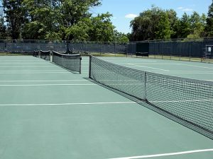 Weller Park Tennis Courts