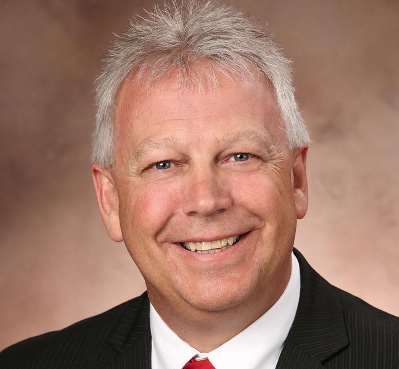 City Manager Brian Riblet