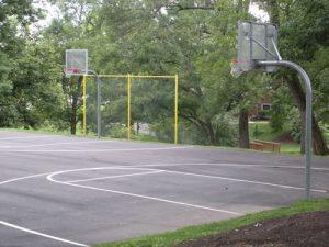 Montgomery Park basketball