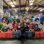 Ninja Warrior Day Camp