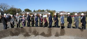 Montgomery Quarter Groundbreaking