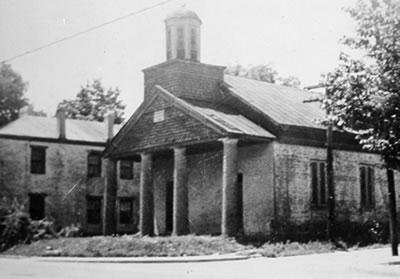 Universalist Church, 1962