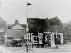 Old Pure Oil Station