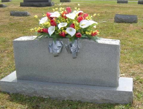 Cemetery Marker