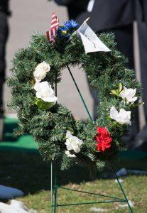 Cemetery Wreath