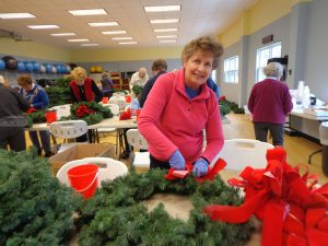 Beautification & Tree Commission Member Darla Hall