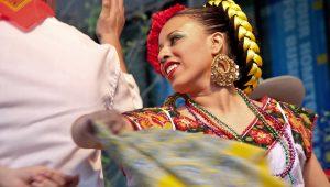 Mark Bender Cincy Cinco Mexican Folk Dancers