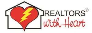 Realtors with Heart Logo