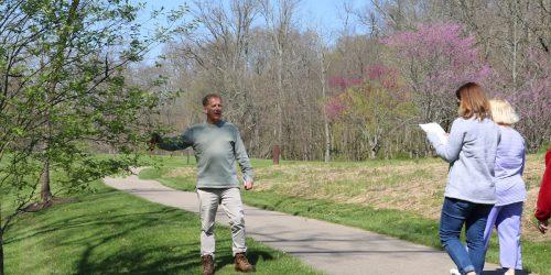 Terry tree tour