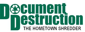 Document Destruction Logo