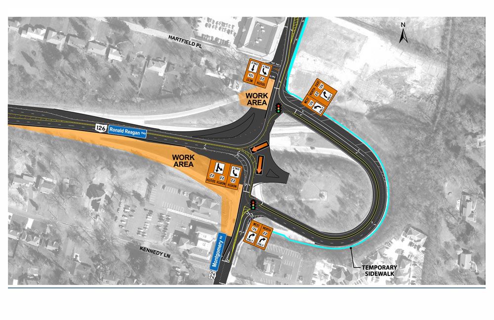 Roundabout Phase 3