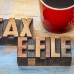 Tax E-File Image