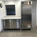 Terwilliger Lodge Kitchen Bar Area