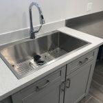 Terwilliger Lodge Kitchen Sink